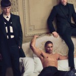 Givenchy Fall 2009 ad campaign men 1