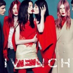 Givenchy fall winter 2010 ad campaign