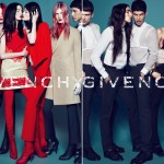 Givenchy fall winter 2010 advertising campaign