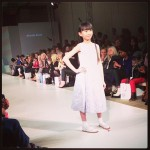 Global Kids Fashion Week catwalk