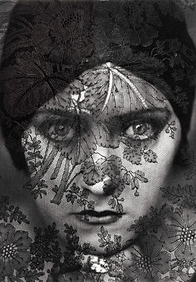 Gloria Swanson by Edward Steichen 1924 Vanity Fair