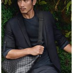 Godfrey Gao Louis Vuitton Men Spring Summer 2011 ad campaign