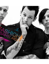 Good Charlotte Fashion against Aids