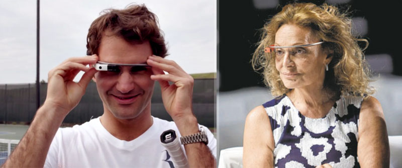 Do We Need The $1,800 DVF Google Glass?