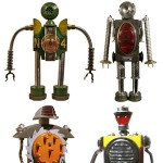 Little Robots from Gordon Bennett Robot Works