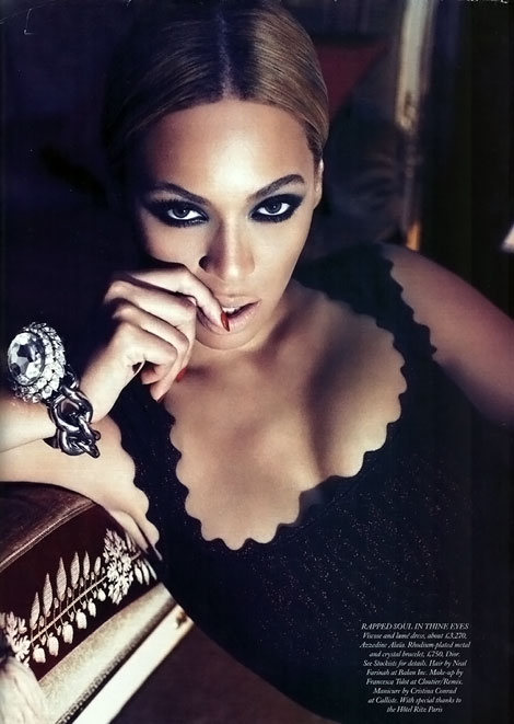 gorgeous Beyonce photo HB