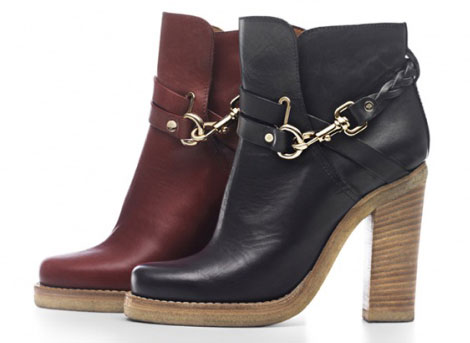 great boots for fall Mulberry Dorset Bootie