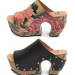great clogs for summer John Fluevog Halfmoon