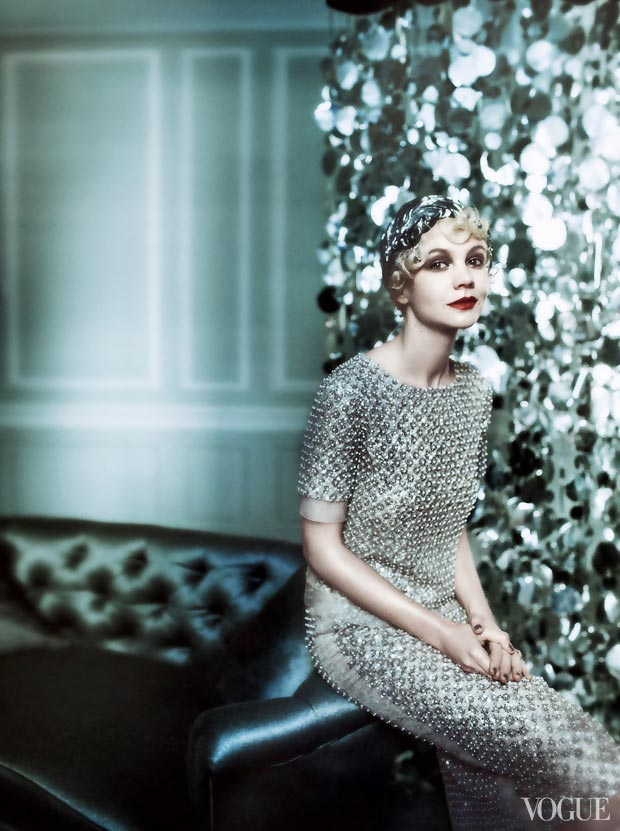Great Gatsby Daisy Carey Mulligan Vogue US