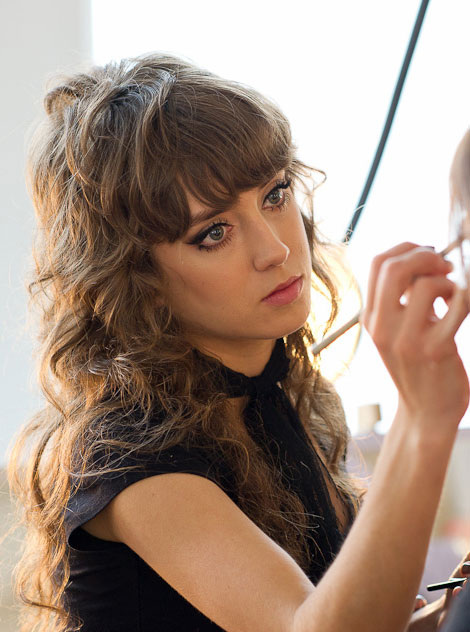 Amazing Curly Hair With Fringe Short Hair Fashions Hairstyle Inspiration Daily Dogsangcom