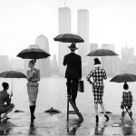 great photography of the Twin Towers Rodney Smith 1995