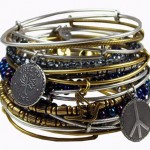great stackable bracelets Alex and Ani