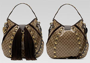 Gucci Babouska bag fall 2008 collection