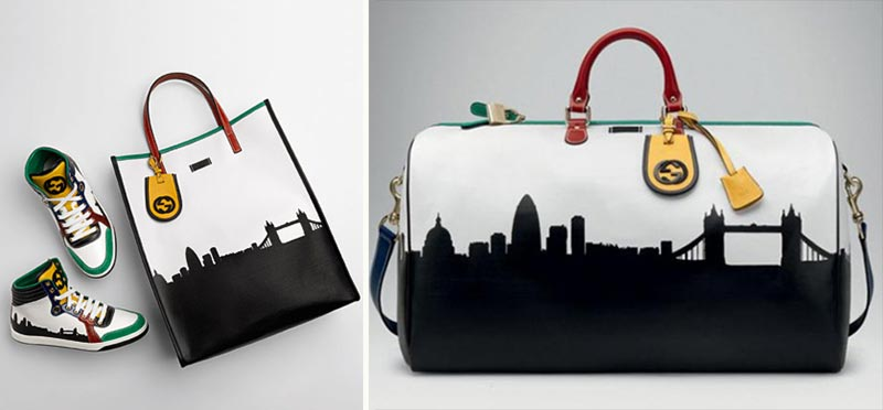 Gucci City collection London