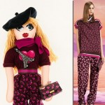 Gucci doll for Unicef inspired by catwalk collection