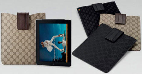 Ready For The $230 Gucci iPad Case?