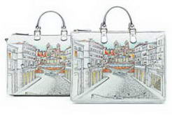Gucci Rome Anniversary Handbags