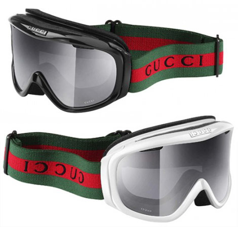Gucci Ski Goggles, The Christmas Gift For Sportive ...