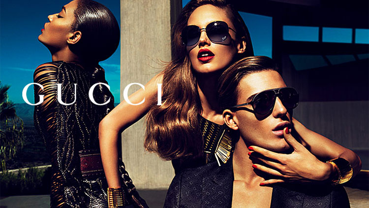 Gucci Spring Summer 2011 ad campaign 2