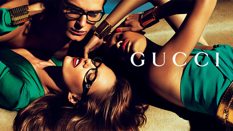 Gucci Spring Summer 2011 ad campaign 3
