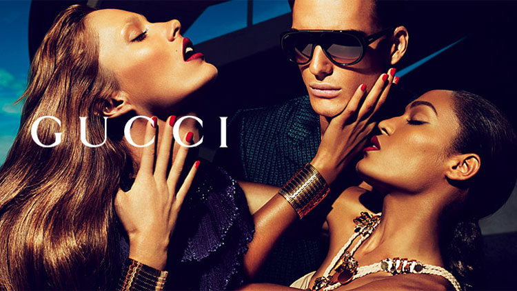 Gucci Spring Summer 2011 ad campaign 4