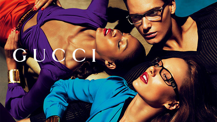 Gucci Spring Summer 2011 ad campaign 5