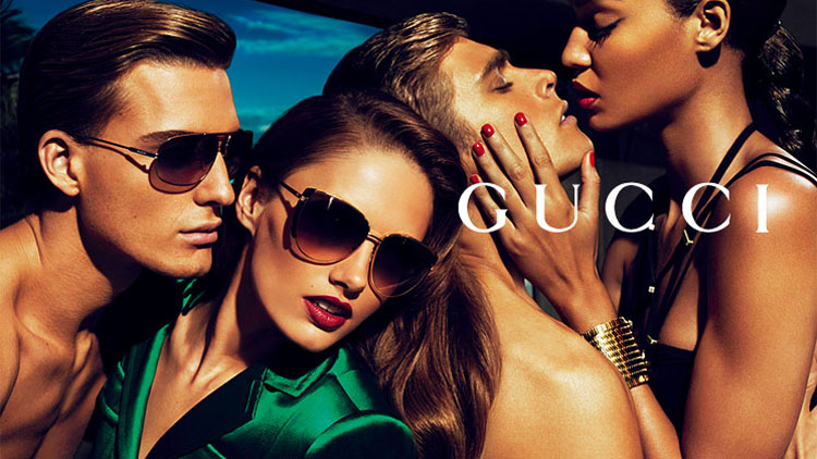 Gucci Spring Summer 2011 ad campaign 6