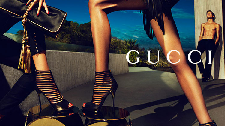 Gucci Spring Summer 2011 ad campaign 8
