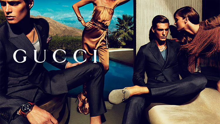 Gucci Spring Summer 2011 ad campaign 9