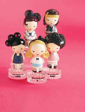 Gwen Stefani Harajuku Lovers Collection Fragrances