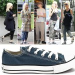 Gwen Stefani sneakers Converse Chuck Taylor All Star