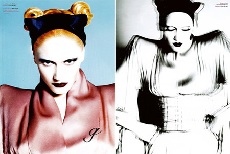 Gwen Stefani Pictures for V Magazine 52