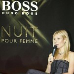 Smell Like A Boss: Gwyneth Paltrow Still Hugo Boss Spokesperson