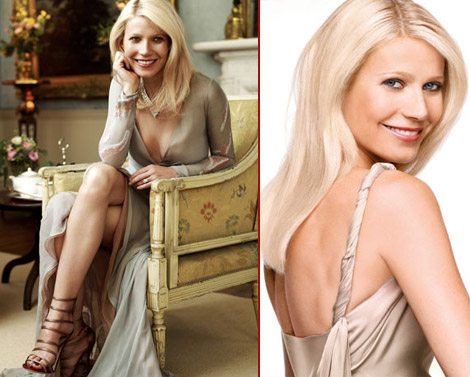 Gwyneth Paltrow Harper s Bazaar May 2010