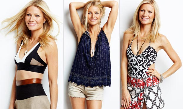 Gwyneth Paltrow looks amazing for Self magazine