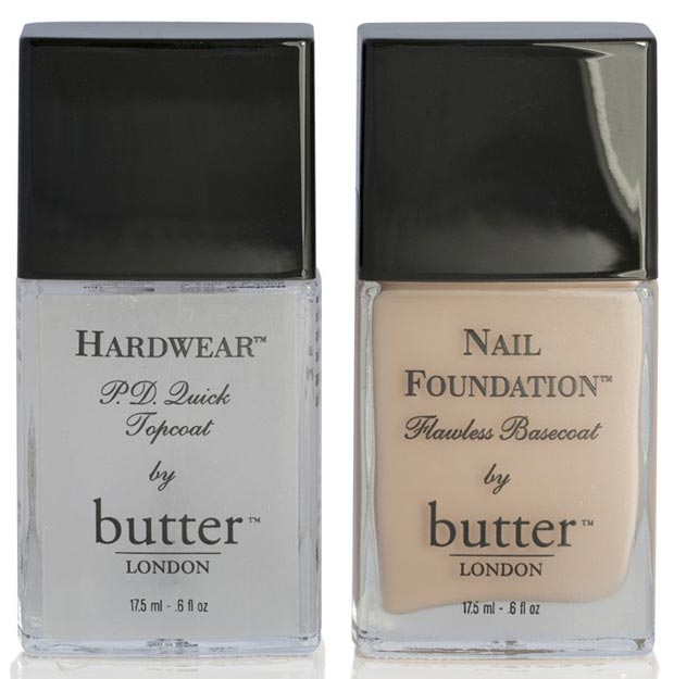 Gwyneth Paltrow nail base coat top coat Butter London