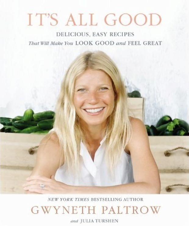 Gwyneth Paltrow new book It s All Good