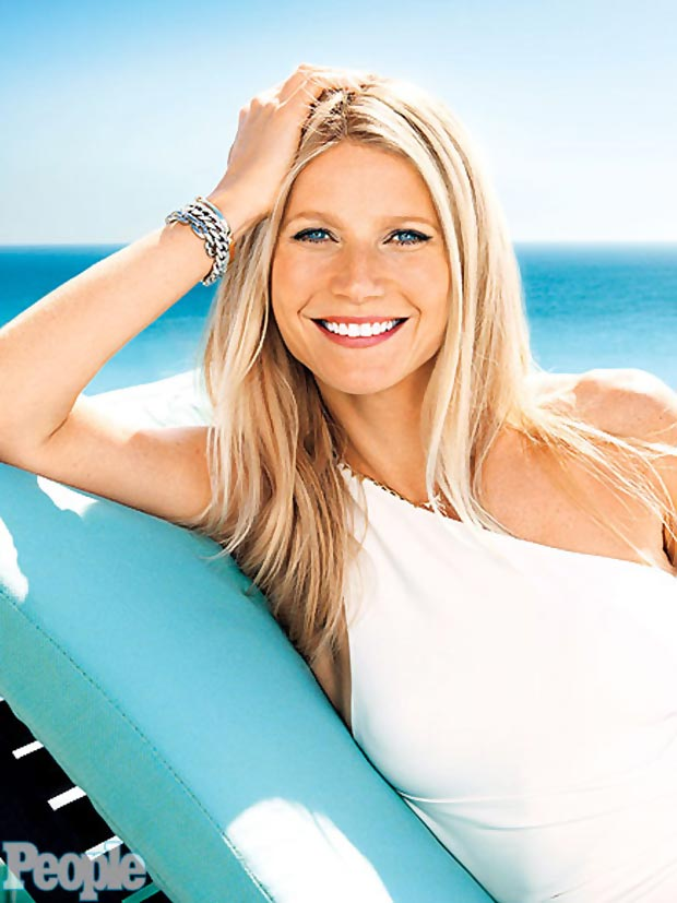 Gwyneth Paltrow Is People's Most Beautiful
