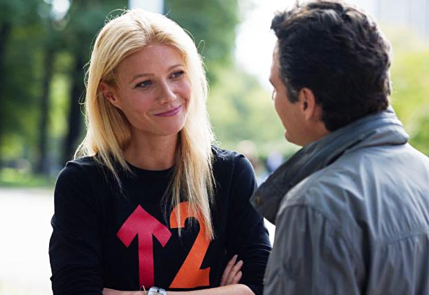 Gwyneth Paltrow Tshirt new movie