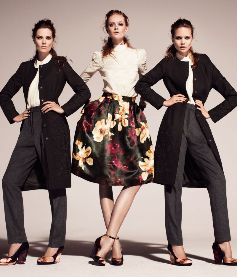 h and m conscious collection 2011