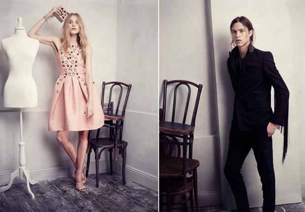 h m couture collection 2013 Will You Buy H&M Couture New Collection?
