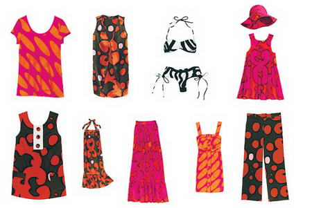 H & M Marimekko Collection Spring 2008