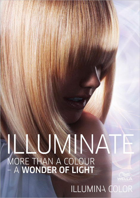 hair dye glow wella illumina