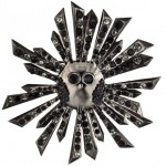 hair pin Jason Wu Miss Wu owl hair accessory