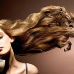 hair retouch in Photoshop