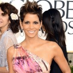 Halle Berry gorgeous 2013 Golden Globes