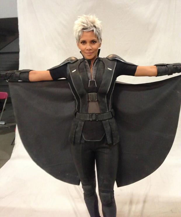 Halle Berry Returns As Storm In New XMen Days Of Future Past