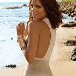 Halle by Halle Berry fragrance ad print