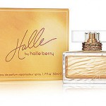Halle by Halle Berry perfume bottle