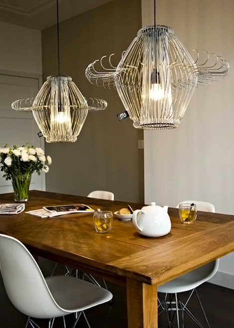 Hangers Chandeliers. Would You?